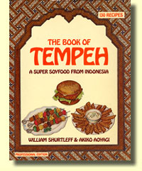 The Book of Tempeh - Professional Edition